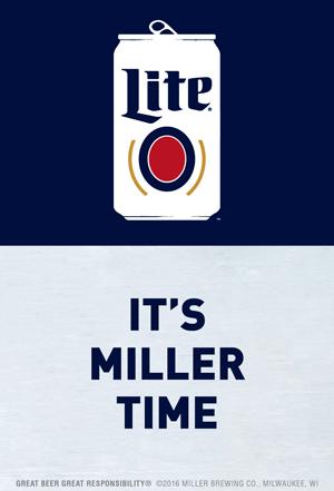 Miller Lite 2017