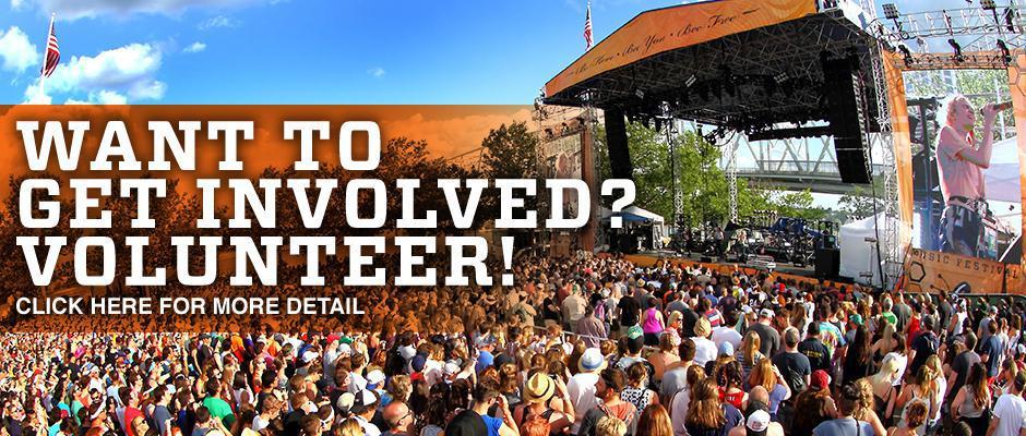 Volunteers Wanted!