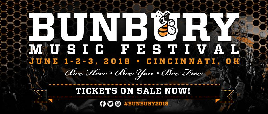 Bunbury 2018 Is On Sale Now!