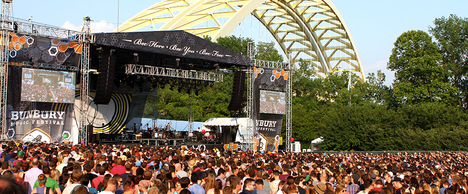 Bunbury Music Festival Frequently Asked Questions