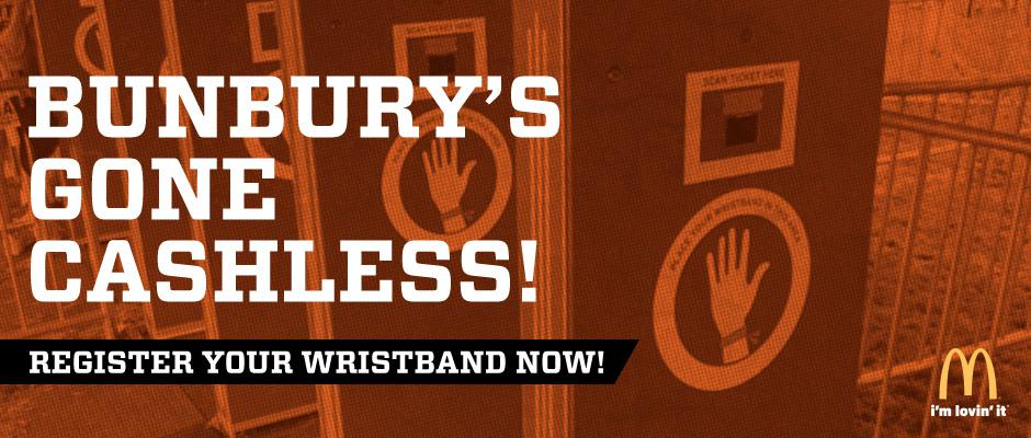 Register Your Wristband!