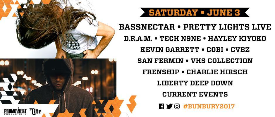 Saturday Lineup