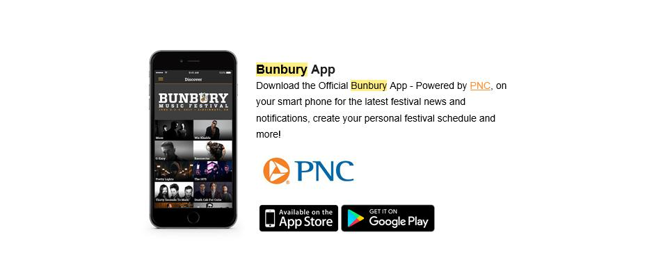 Download the Bunbury App!