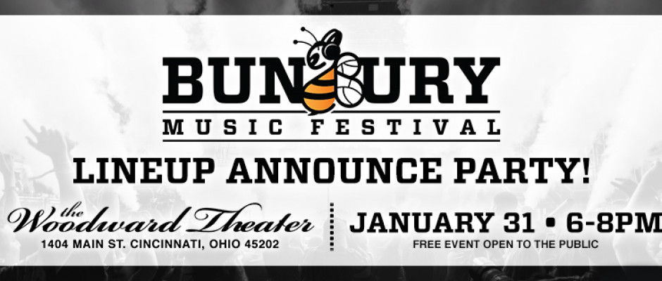 Bunbury 2019 Lineup Announcement Party!