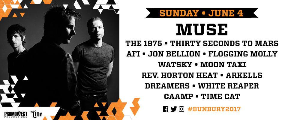 Sunday Lineup