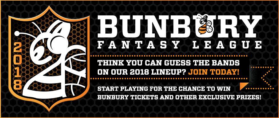 Join Bunbury Fantasy League Today!